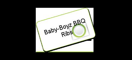 Baby-Boyz BBQ Ribs