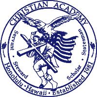 Christian Academy's $1,000 Scholarship!