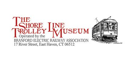 Shoreline Trolley Museum - Santa Trolley