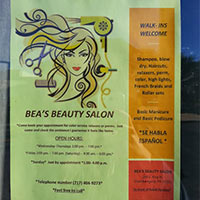Bea's Beauty Salon