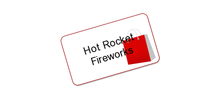 Hot Rocket Fireworks