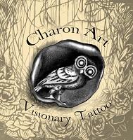 Charon Art Visionary Tattoo