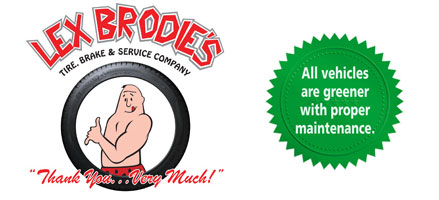 Lex Brodie's - A/C Leak Test & Recharge Special