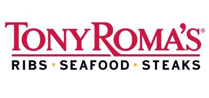 Tony Romas!