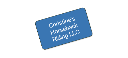 Christine's Horseback Riding LLC