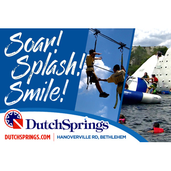 Dutch Springs Water Park