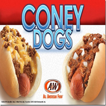 A&W Spring Valley-$15 in Certificates