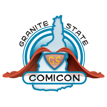 Granite State Comicon Weekend Pass for Saturday Sept 16th & Sunday Sept. 17th