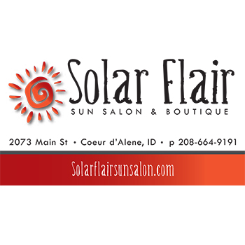 Solar Flair Sun Salon $75 Value for only $15 ONLY 20  Offers Available