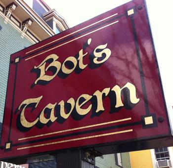 Bot's Tavern