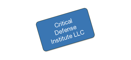 Critical Defense Institute LLC - Women's Self Defense Two Month Special
