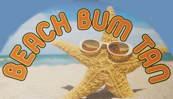 Beach Bum Tan $50 for $25!