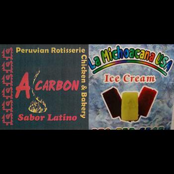 Al Carbon and La Michoacana