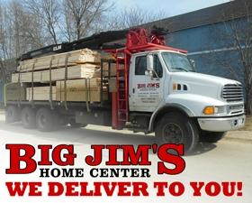 Big Jim's Home Center - $100 Gift Card