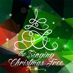 SINGING CHRISTMAS TREE TICKETS (12/15 1PM)