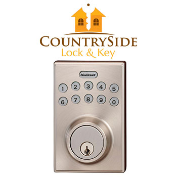 Countryside Lock & Key - Digital Deadbolt with Installation