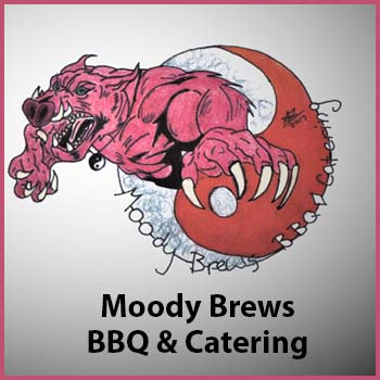 Moody Brews BBQ $50 GC (2x $25)