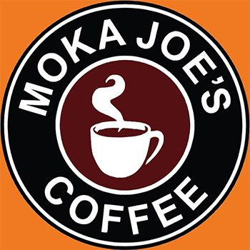 5 $10 Vouchers To Moka Joes Organic Coffee LLC. ($50 Value)