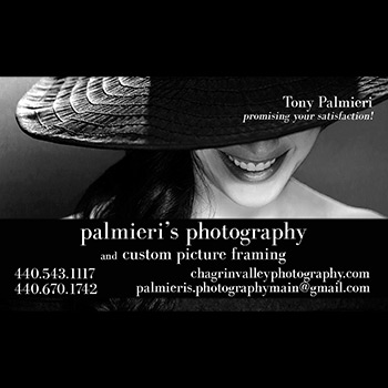 $100 Palmieri's Photography Gift Certificate