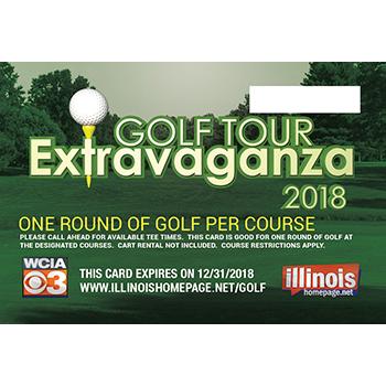 2018 Golf Tour Extravaganza