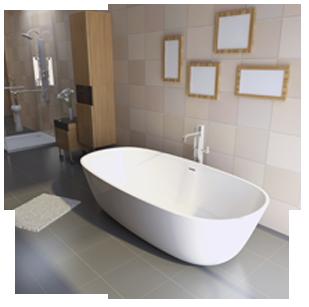 Bathtub Refinishing with Perma Ceram of Pittsburgh