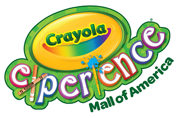 Family Four Pack of Tickets to Crayola Experience at Mall of America!