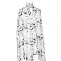 Marilyn Monroe Chiffon Scarf - $9 with FREE Shipping!