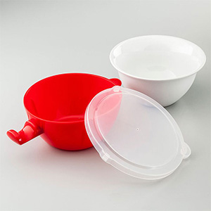 Cool Touch Microwave Bowl - $14.99 with FREE Shipping!