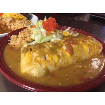 Authentic Mexican Dinner for two for $10