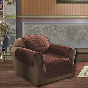 Quilted Water-Resistant Pet Protector and Furniture Slipcover - $29.99 with FREE Shipping!