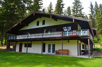 2 night stay for 10 people in one of The Stonewater Ranch Lodges - Youth Dynamics