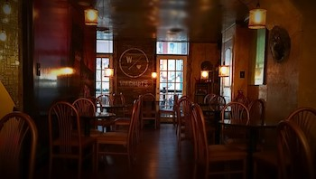 Winghart's Burger & Whiskey Bar in Southside!