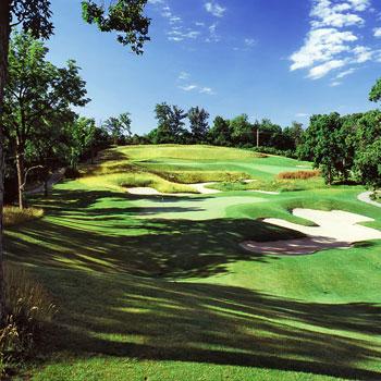 Half Off a Round of Golf at Hawk's View Golf Club
