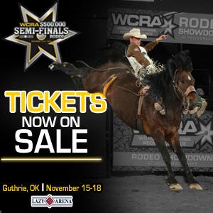 World Championship  Rodeo: WCRA Semi-Finals Rodeo