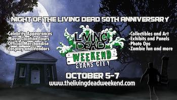 The Living Dead Weekend in Evans City!