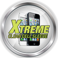 Xtreme Clean Cell Sleeves
