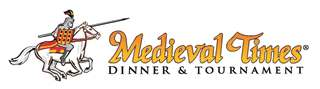 One Admission to Medieval Times Dinner and Tournament