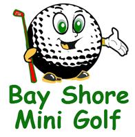 Bay Shore Mini Golf: Family (4) Pack