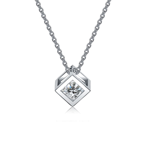 Cubic Crystal Necklace - $12 with FREE Shipping!