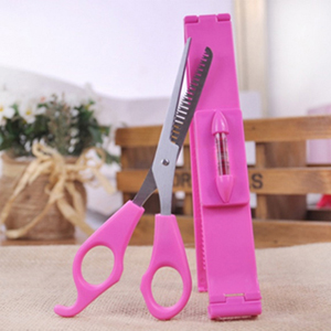 DIY Bangs Scissors & Hair Styling Toolset - $5 with FREE Shipping!