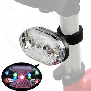 LED Rear Bike Tail Light - $9 with FREE Shipping!