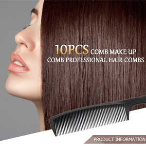 10 Piece Comb Set - $13 with FREE Shipping!
