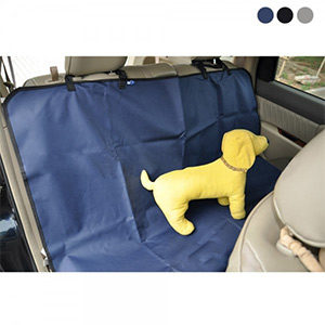 Automobile Seat Cover for Pets - $28 with FREE Shipping!