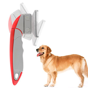 Pet Hair Removal Brush - $14 with FREE Shipping!