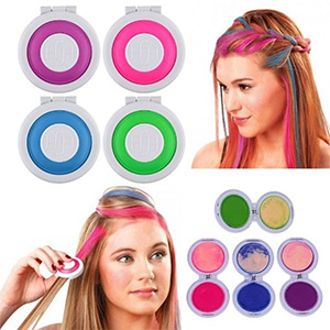 Hair Chalk 4 Piece Set - $13 with FREE Shipping!
