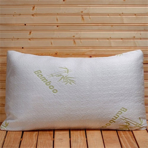 2 Pack- Ultimate Queen or King Bamboo Memory Foam Pillows- $55 with Free Shipping