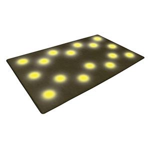 iBasics Floor Based 16-LED Light Mat -$28 with FREE Shipping
