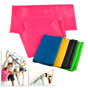 Yoga Pilates Resistance Band - $8 with FREE Shipping!