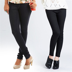 Super Comfortable Trendy Jeggings -$14 with Free Shipping
