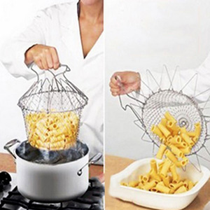 Chef Basket Strainer Cooking Tool - $11 with FREE Shipping!